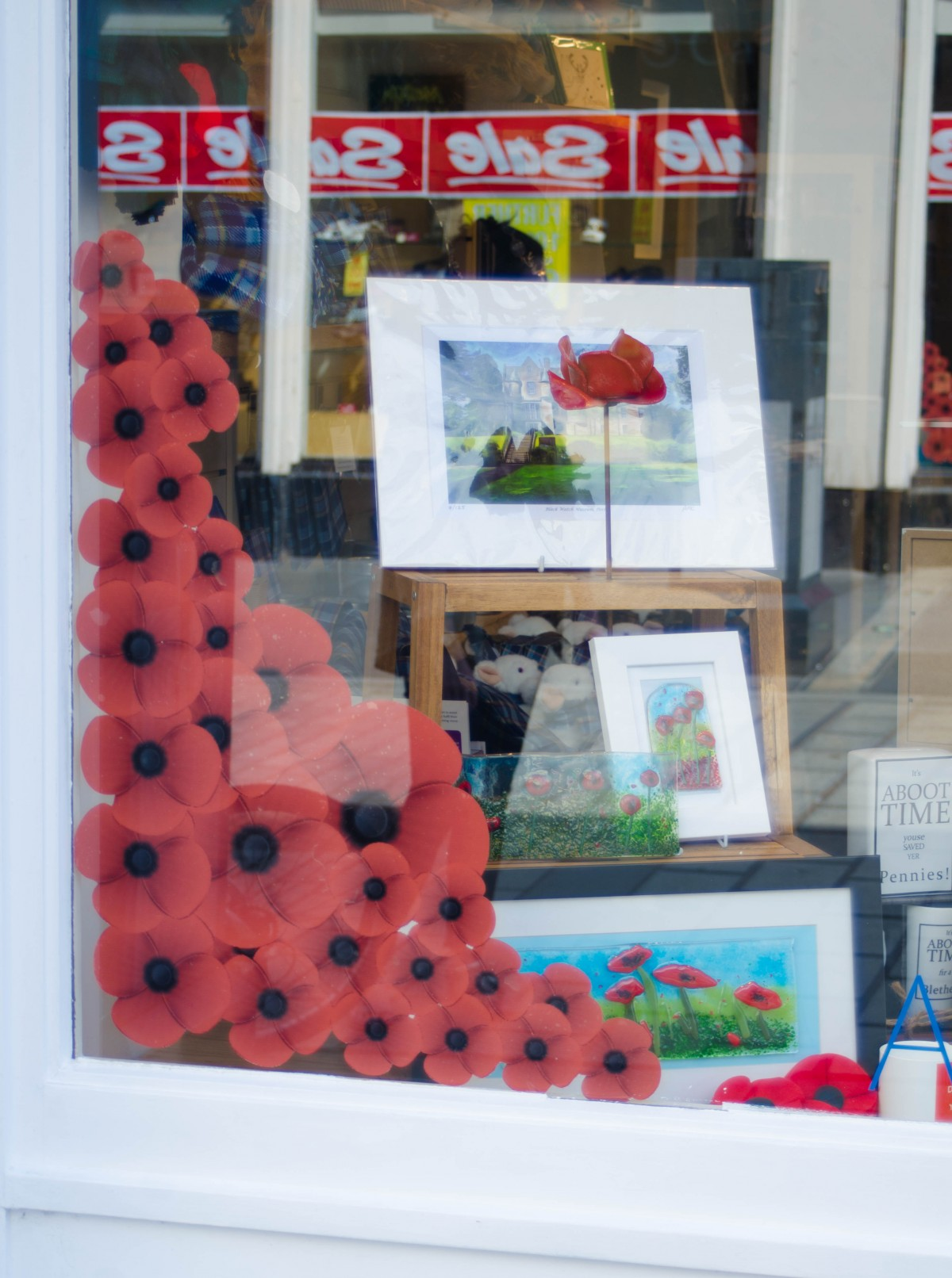 4 POPPY WINDOWS