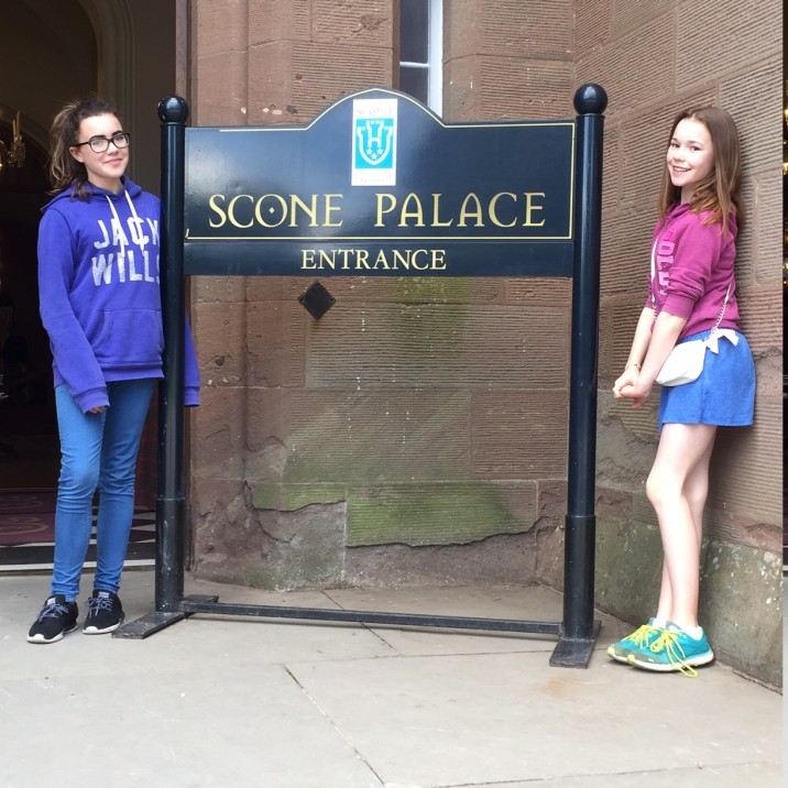Scone Palace is a great day out for adults and kids.  Enjoy a family day of summer fun and you won't be disappointed. Finish it all off with a famous scone in the cafe.