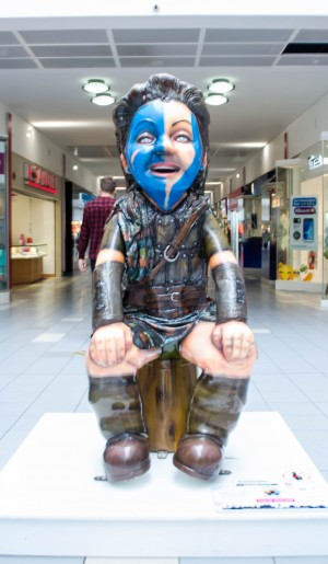 Oor Wullie Comes to Perth