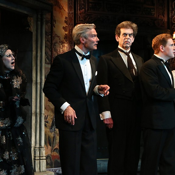 Ben Travers�s classic 1927 Aldwych farce, in a glorious new version by Clive Francis, is fast-paced, rip-roaring and hilariously inventive: perfect Summer entertainment!