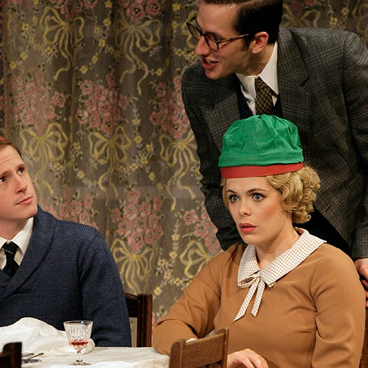 This Happy Breed by Noel Coward at Pitlochry Festival Theatre is a great show and will have you laughing along the way.