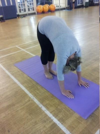 Fitness Pilates Nicki