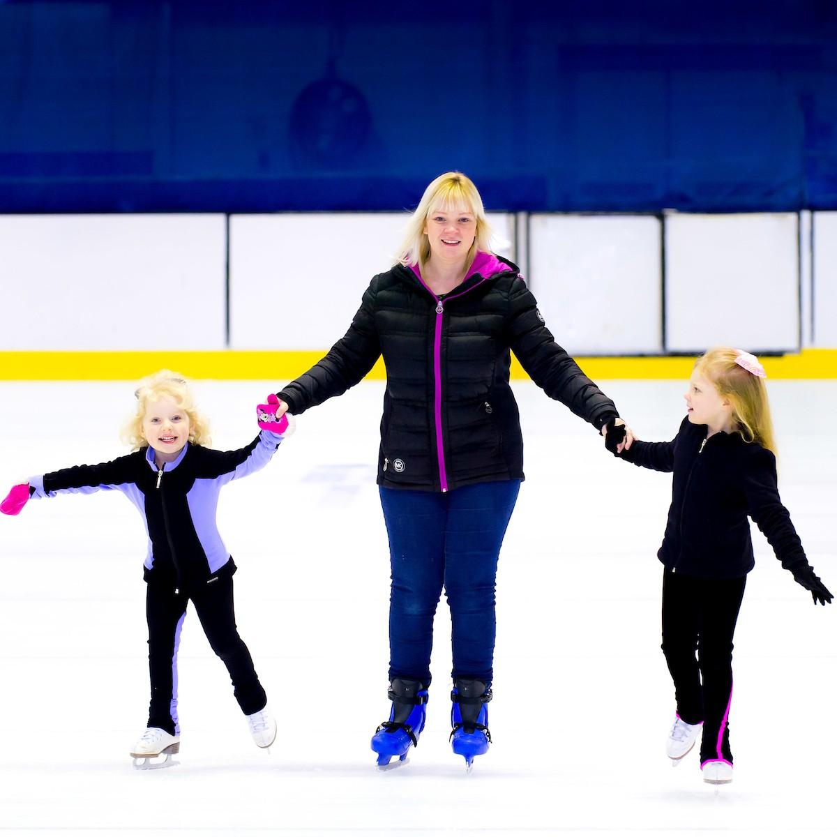 Fitness Skating family