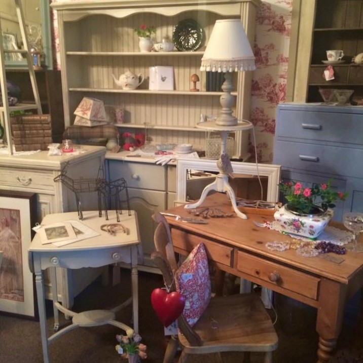A delightful vintage shop in Perth selling a range of furniture, home ware, jewellery and other fantastic finds!