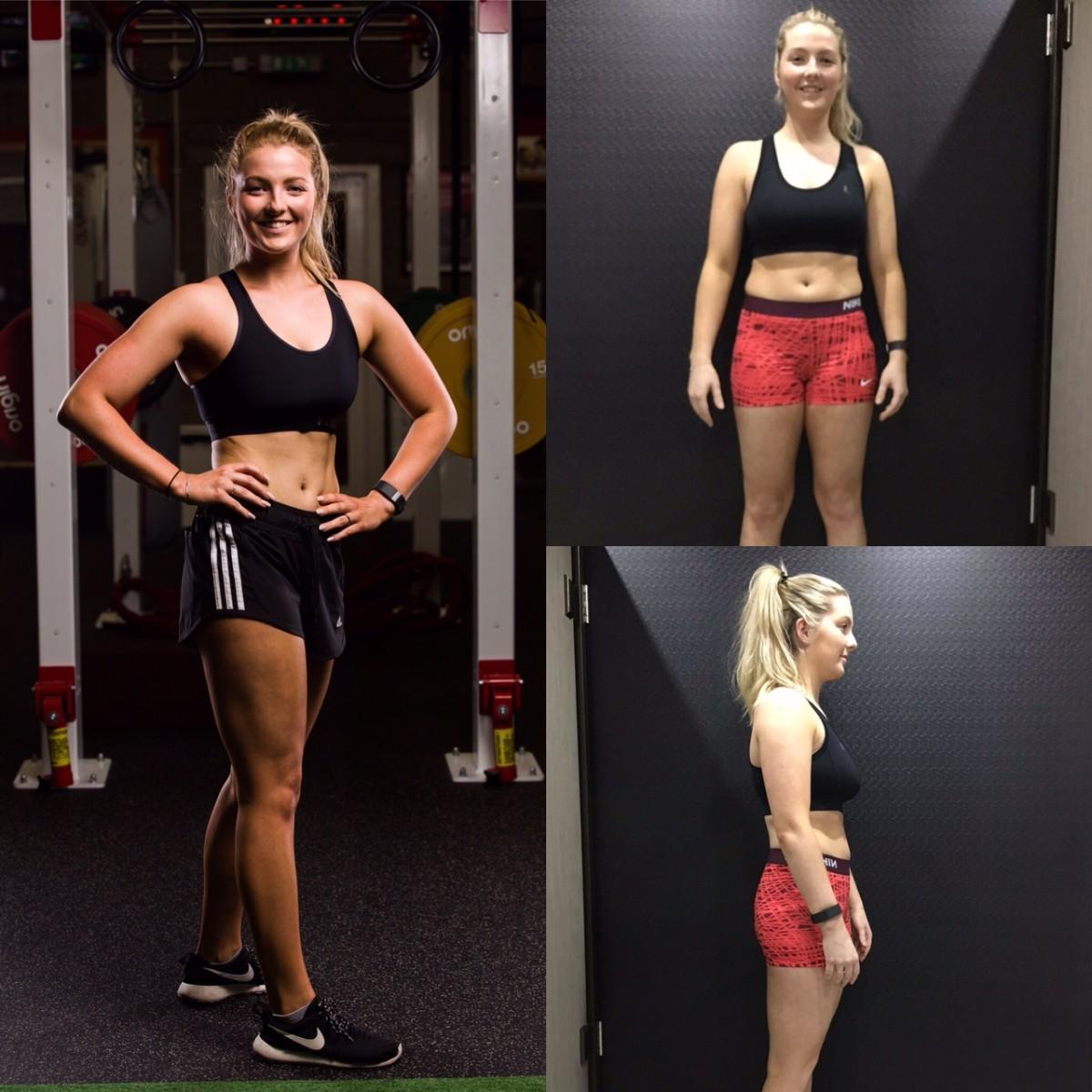 Club300 Transformations Kelsey