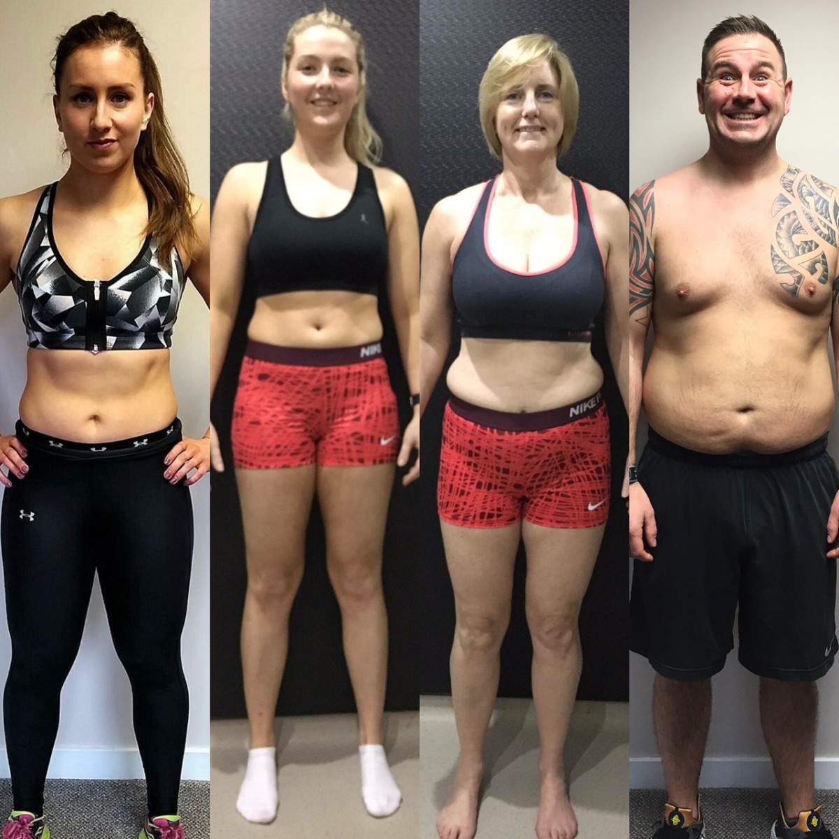 Club300 Transformations group before