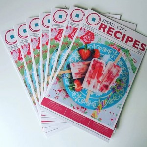 Pick Up Your FREE Small City Recipe Book!
