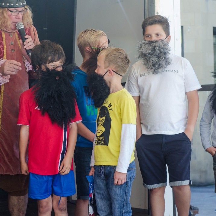 The best beard competition was great fun! Who do you think had the best bristles?