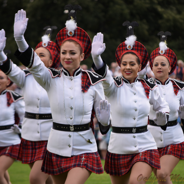 The dancing, music and parade from the Royal Edinburgh Military Tattoo was absolutely spectacular at the North Inch in Perth.