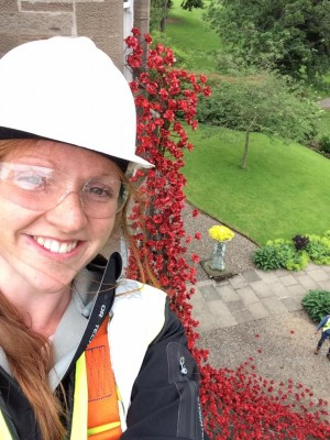 Workdays and Weekends: Rebecca Berger