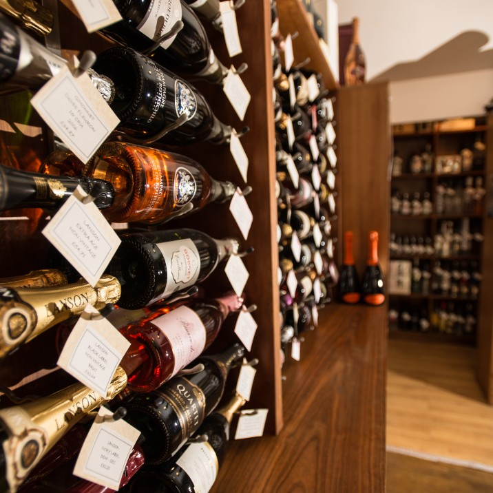 Visit the Exel Wines Shop and try their fabulous range of locally produced liqueurs on the 17th September. Specialising in organic, biodynamic and sulphate free wines their friendly team of experts will help you choose the perfect wine whatever the occasion.
