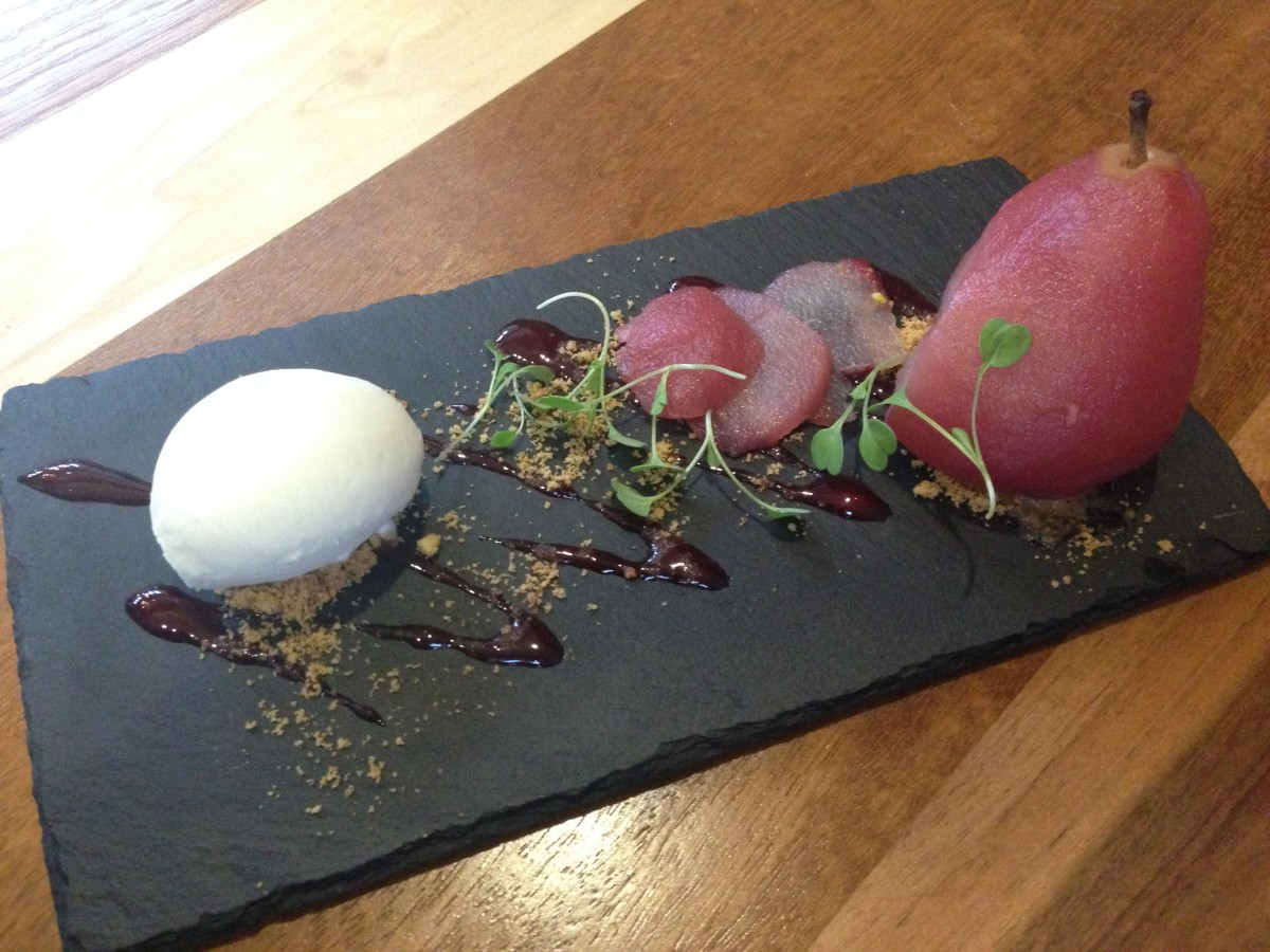 Uisge - Poached Pear