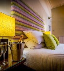 Perth's only four-star hotel and high-end Scottish accommodation for Perth's many tourists.