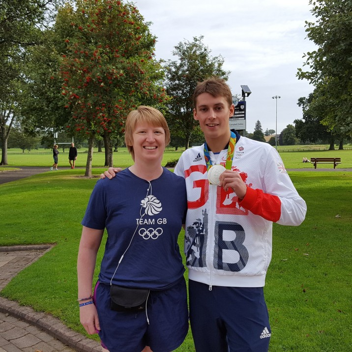 This year saw a local Perth boy named Stephen Milne bag a Silver Medal at the Rio Olympics!! We were bursting with pride! Stephen success wouldnt have been possible without the Talented Athlete Scheme at Live Active Leisure.