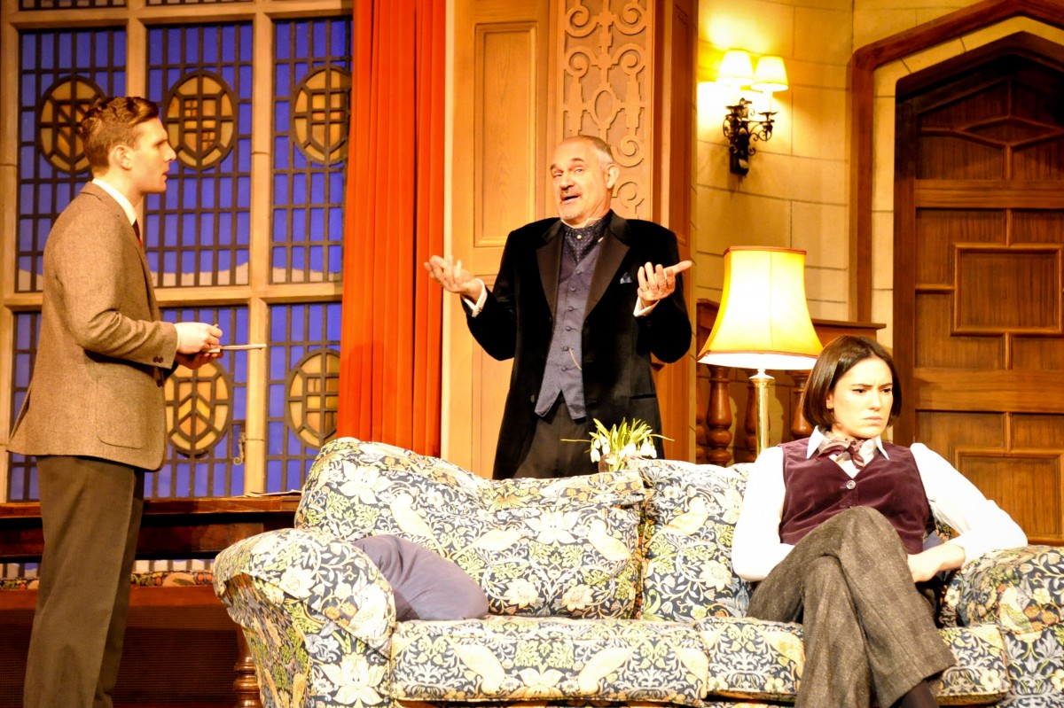 the mousetrap play script Get textbooks on google play rent and save from the world's largest ebookstore read, highlight, and take notes, across web the mousetrap: a play in two acts.