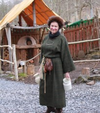 Workdays and Weekends: Diana Horsfall