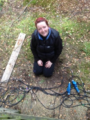 Workdays and Weekends: Kate Bonney