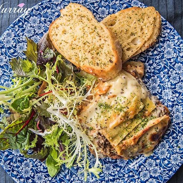 Haggis Lasagne Recipe McKays Restaurant in Pitlochry Perthshire