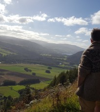 Highland Safaris: Red Deer, Big Views and An Expert Called Colin