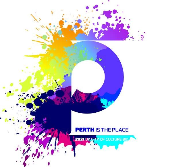 City of Culture Perth Logo