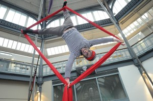 Adventure Circus do their bit for charity!