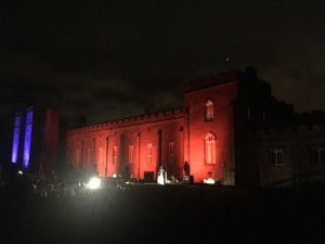 All Hallows Eve with the Spirits of Scone Palace!