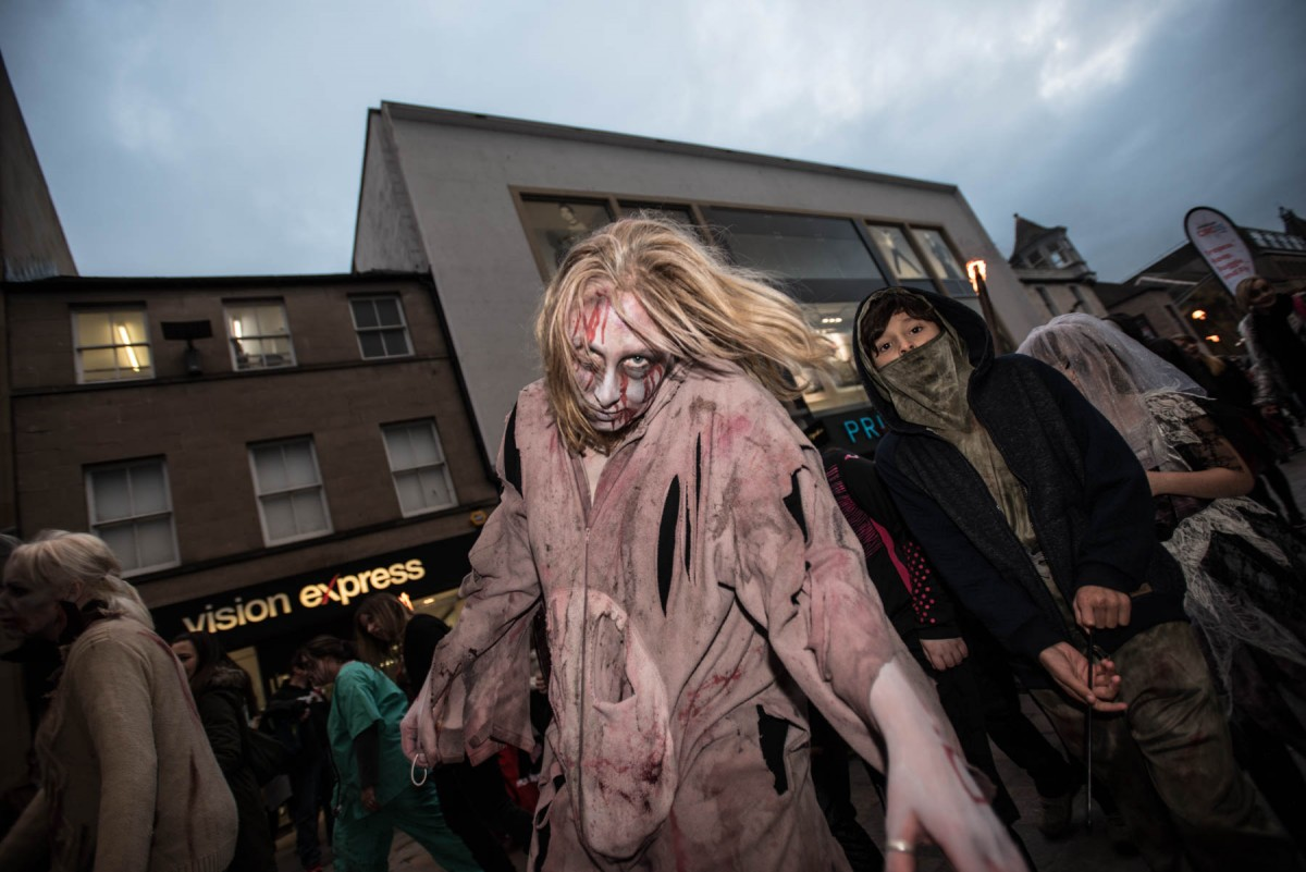 BOO! Grab your scariest costume and hit the streets of Perth, as the Halloween Parade and Fun Night returns packed with spooky, kooky entertainment for all ages!