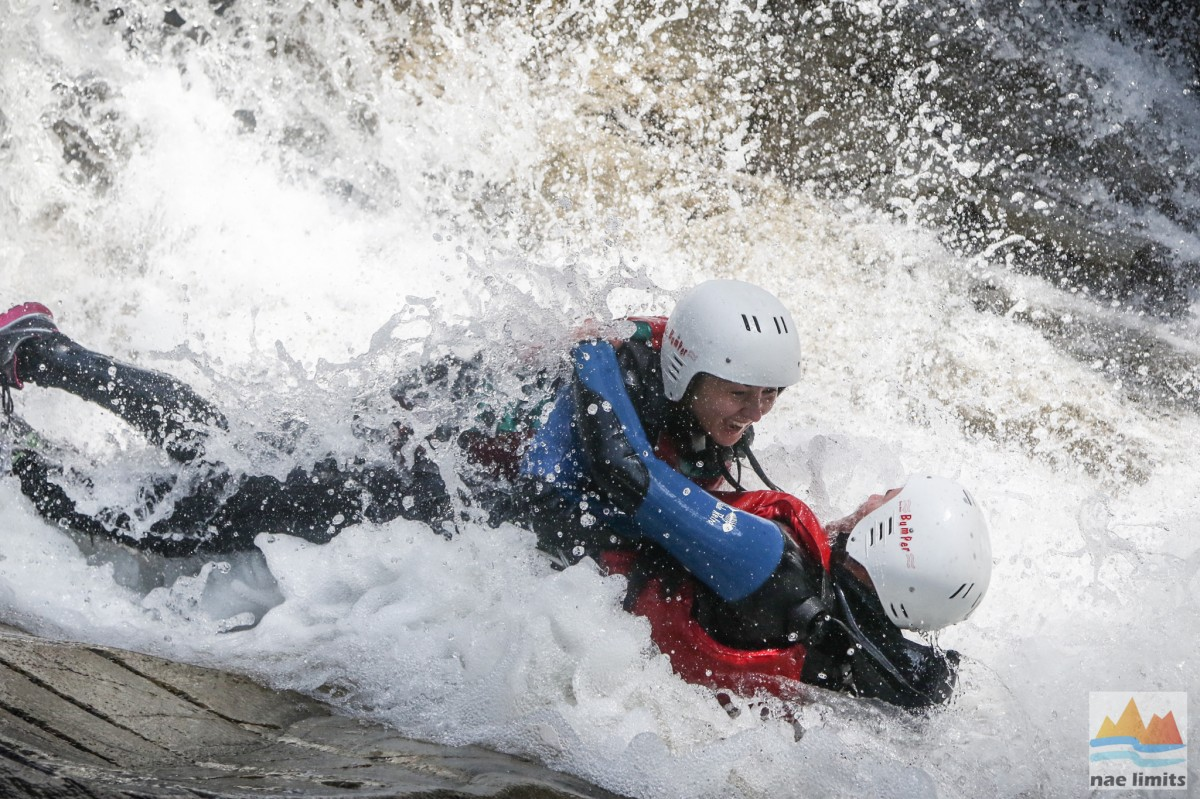 Christmas Gift Guide Nae Limits canyoning