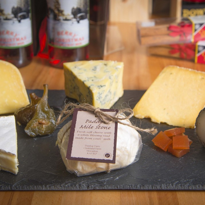 Provender Brown Delicatessen are renowned for their wide selection of cheeses and even have a monthly cheese club!