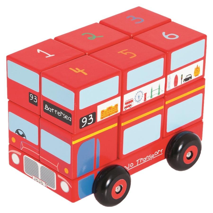 Christmas Gift Guide JoJo london bus