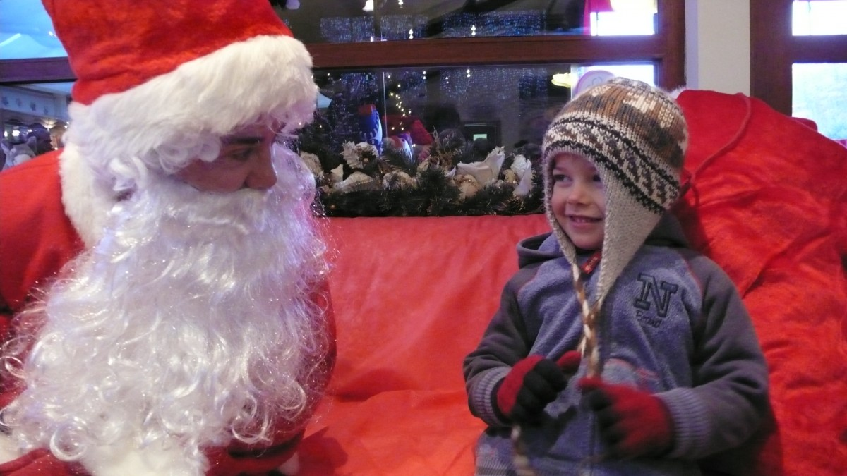 Santa Search Glendoick