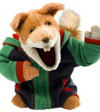 Workdays & Weekends: Basil Brush