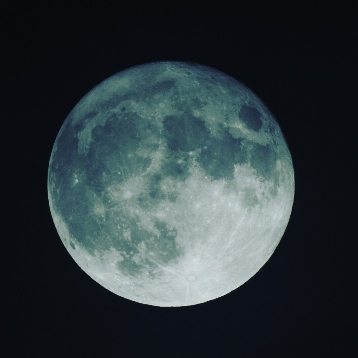 Marysia Macfarlane took this beautiful picture of the super moon and this opportunity to take this shot only comes round once in a blue moon!