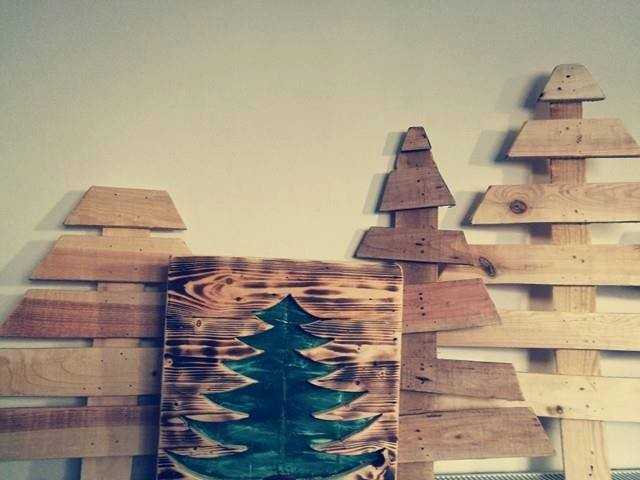 Ethic Minority Cultural Day Christmas pallets