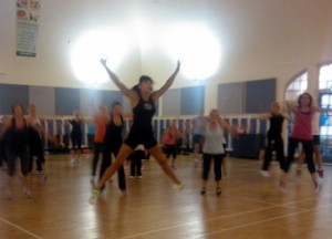 Aerobics with the master!