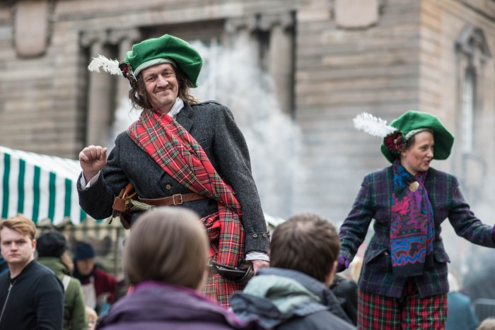 Celebrate Scotland's national day in the Fair City.