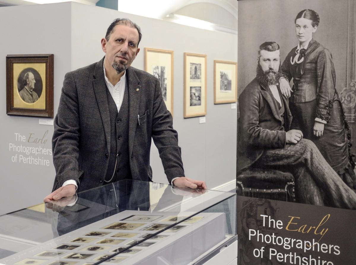 Paul Philippou exhibition