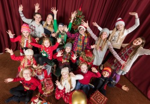 SCROOGE Young Cast