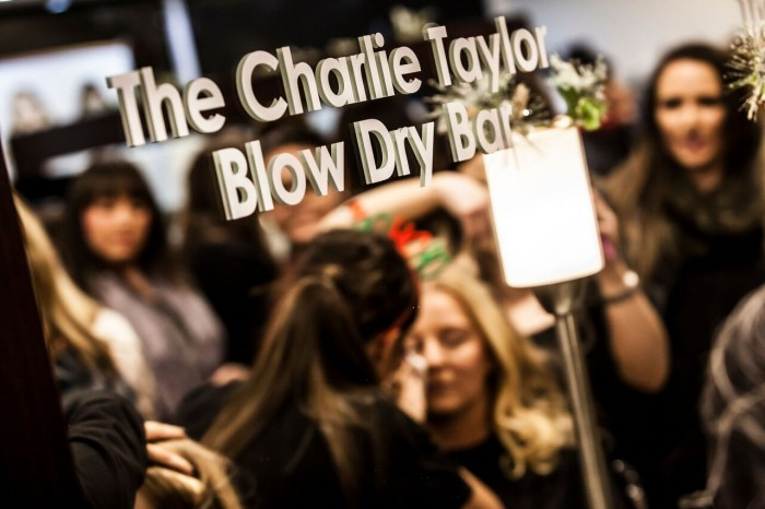 Charlie Taylor blow dry bar