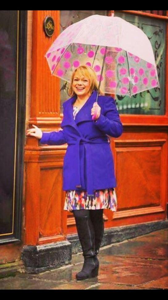 Gill Sievwright umbrella