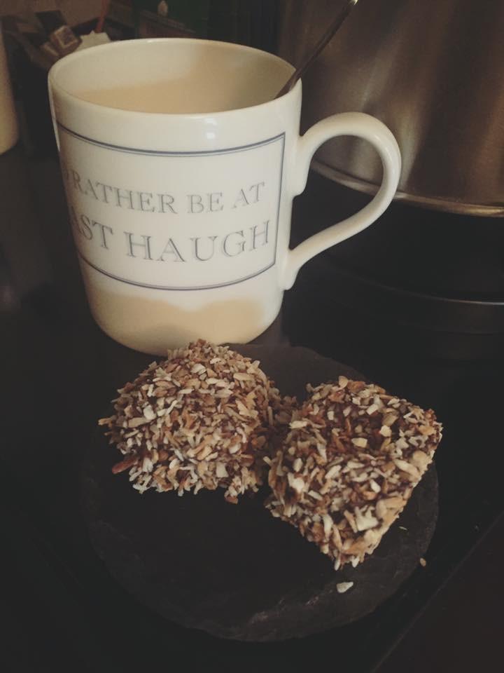 Sophie East Haugh cup of tea