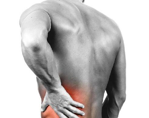 Katie Hill Massage back pain