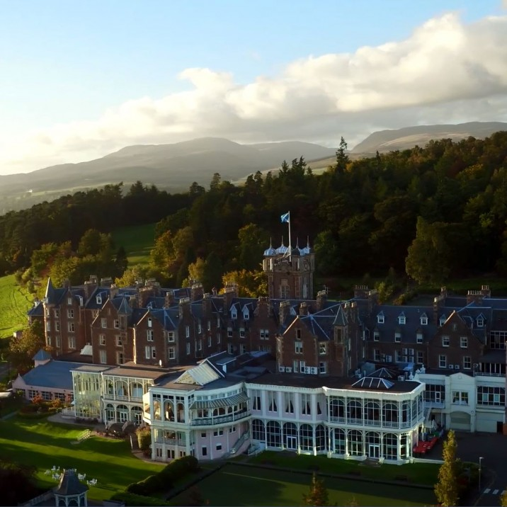 Crieff Hydro Wedding Fair is the perfect place to find out what this stunning venue has to offer.
