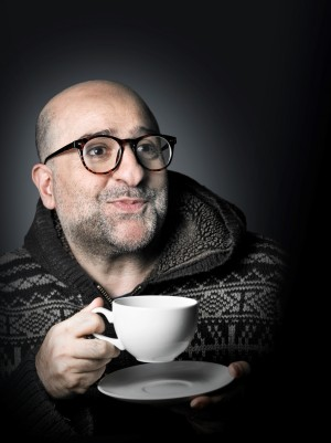 Schmuck for a Night! Omid Djalili Comes To Perth Concert Hall.