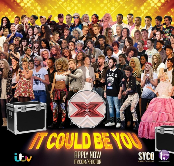 X Factor - It could be You!