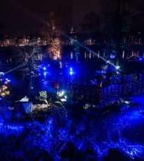 Experience the beauty of the River Tay as the City of Perth presents Riverside Light Nights 2020.