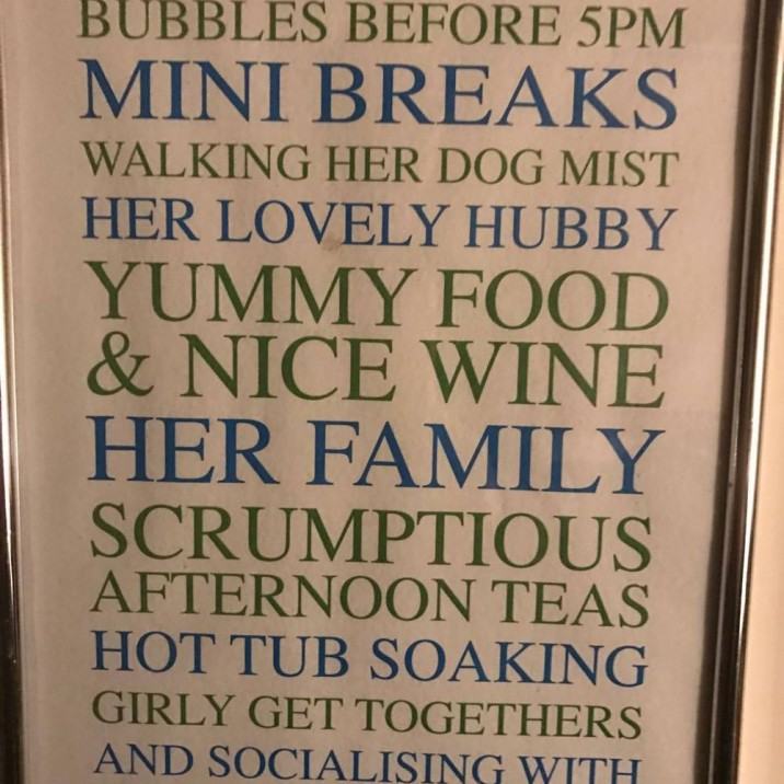 This sums up all my loves perfectly! Sent In by Lynne