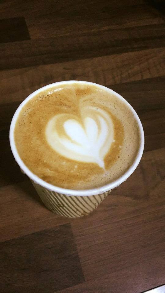 VALENTINES GALLERY - coffee
