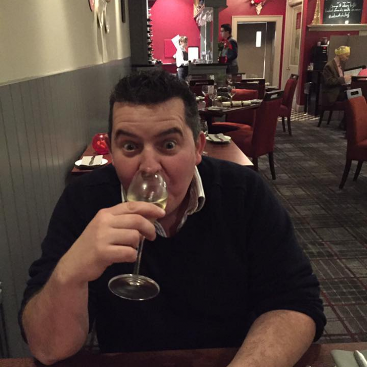My husband Doads loves the wine at 63 Tay Street! - Sent in by Claire.