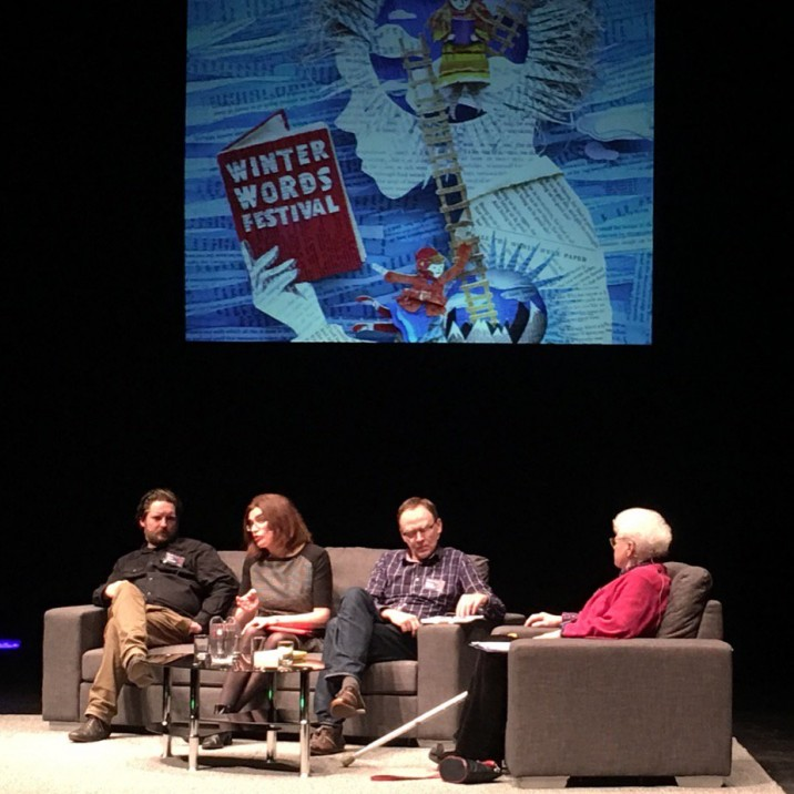 Lesley Riddoch, Alex Massie and Gerry Hassan. Joined Pitlochry Festival Theatre for a topical, insightful discussion on the challenges that face Scotland.